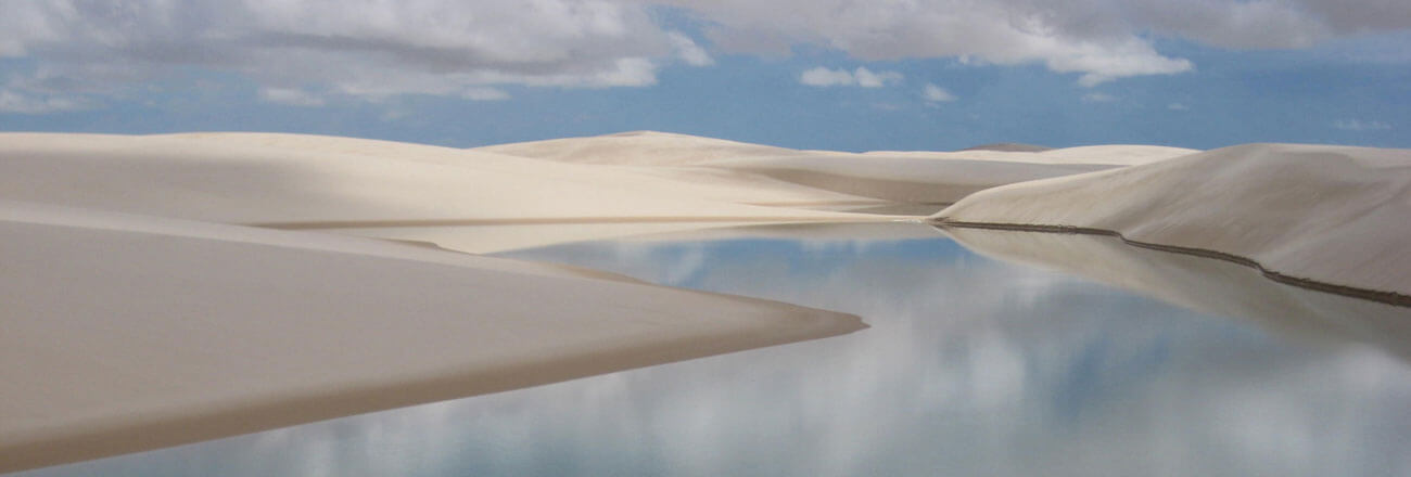 Photo of Desert Lakes, N Brazil